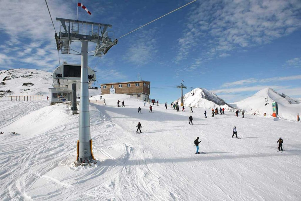 Bansko during the ski season | Lucky Bansko SPA & Relax
