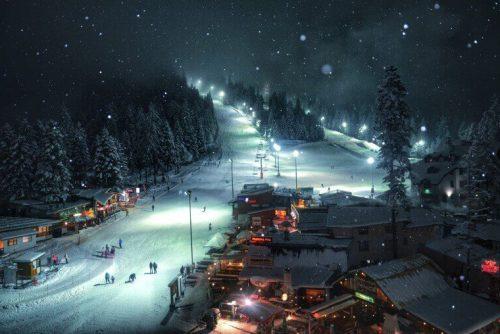 Нощно ски каране в Боровец | Lucky Bansko SPA & Relax
