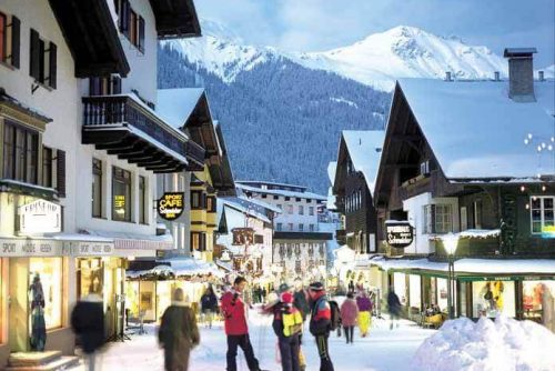 Сейнт Антон курорт, Австрия | Lucky Bansko SPA & Relax