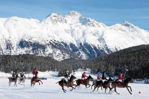 Сейнт Мориц, Австрия, зимно поло | Lucky Bansko SPA & Relax