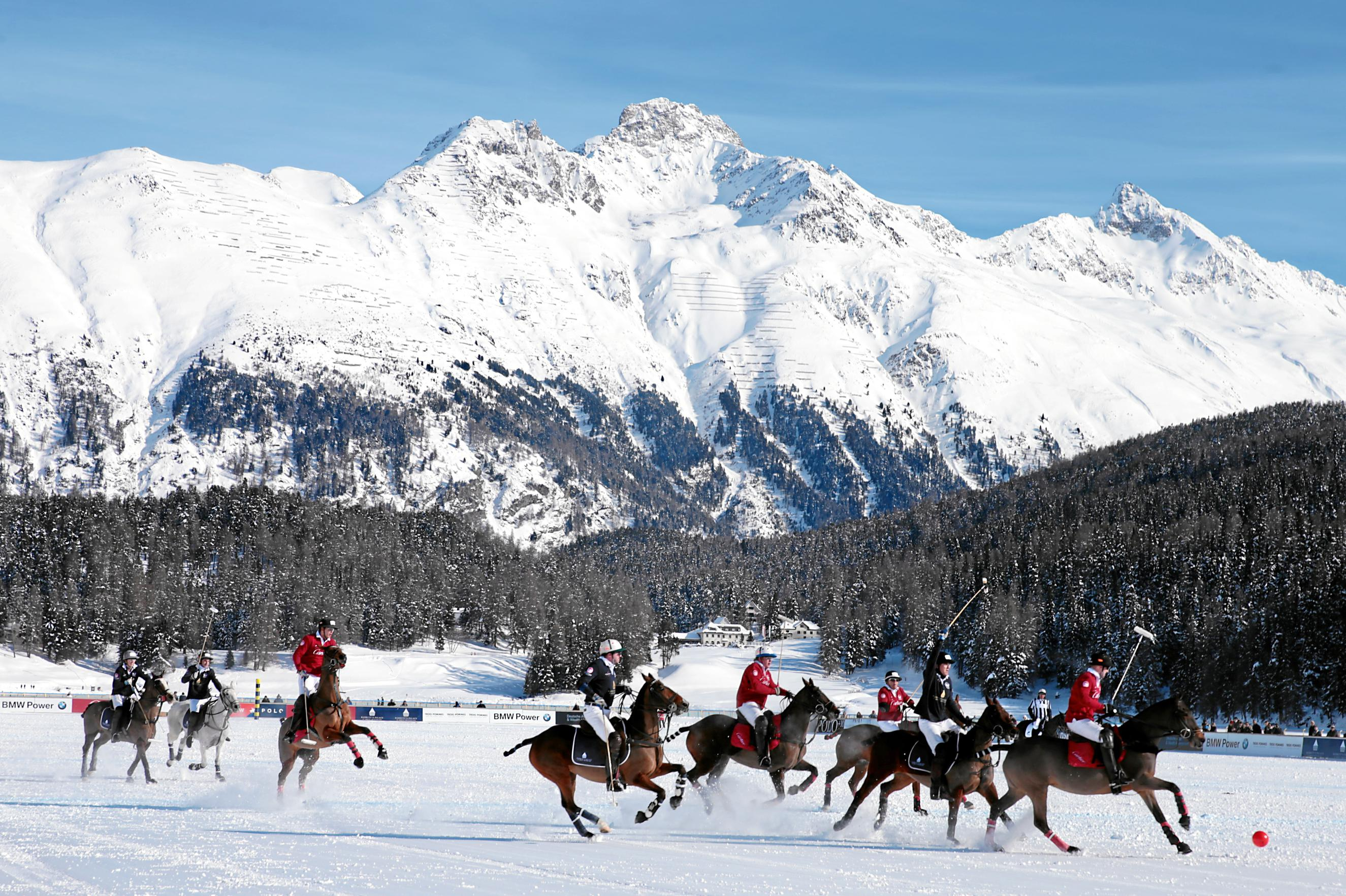 Saint Moritz, Austria, winter polo | Lucky Bansko SPA & Relax