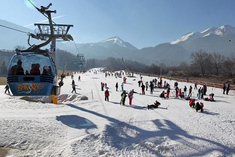 Picture from Gondola, Bansko | Lucky Bansko SPA & Relax