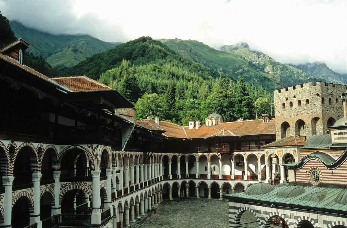 Rila Manastırı St. Ivan Rilski | Lucky Bansko SPA & Relax