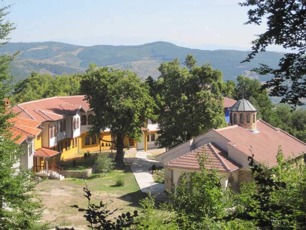 "Mănăstirea Ruen ""Sf. Ivan Rilski"" | Lucky Bansko"