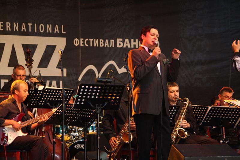 Jazz Festival Bansko - opera singing | Lucky Bansko