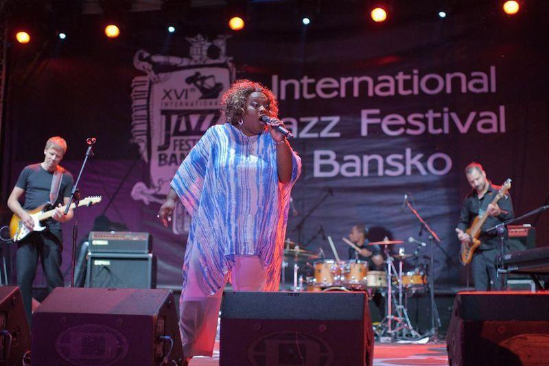 Jazz Festival Bansko - famous people | Lucky Bansko