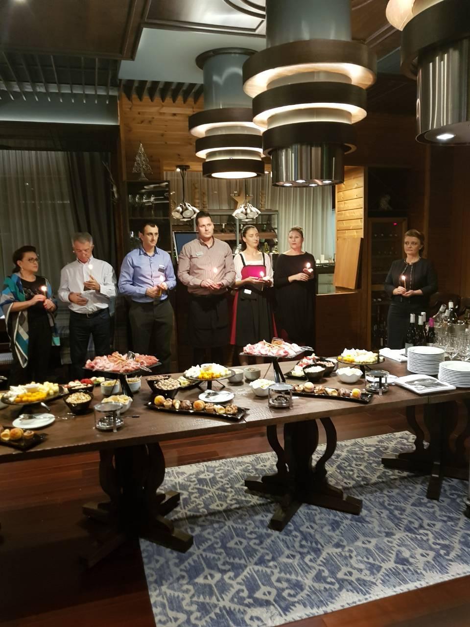 Ресторан Фондю - открытие в Банско | Lucky Bansko