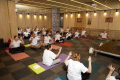 Провеждане на йога курсове