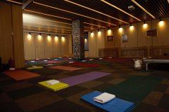 Зала за йога курсове