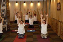 Курс по йога - начало