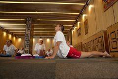 Асани в курс по йога
