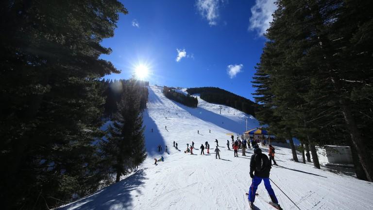 Ski slopes in Bansko | Lucky Bansko