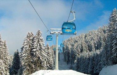 Gondola lift in Bansko | Lucky Bansko