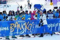 Любители на ски пистите в Банско | Lucky Bansko