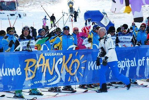Lovers of ski slopes in Bansko | Lucky Bansko