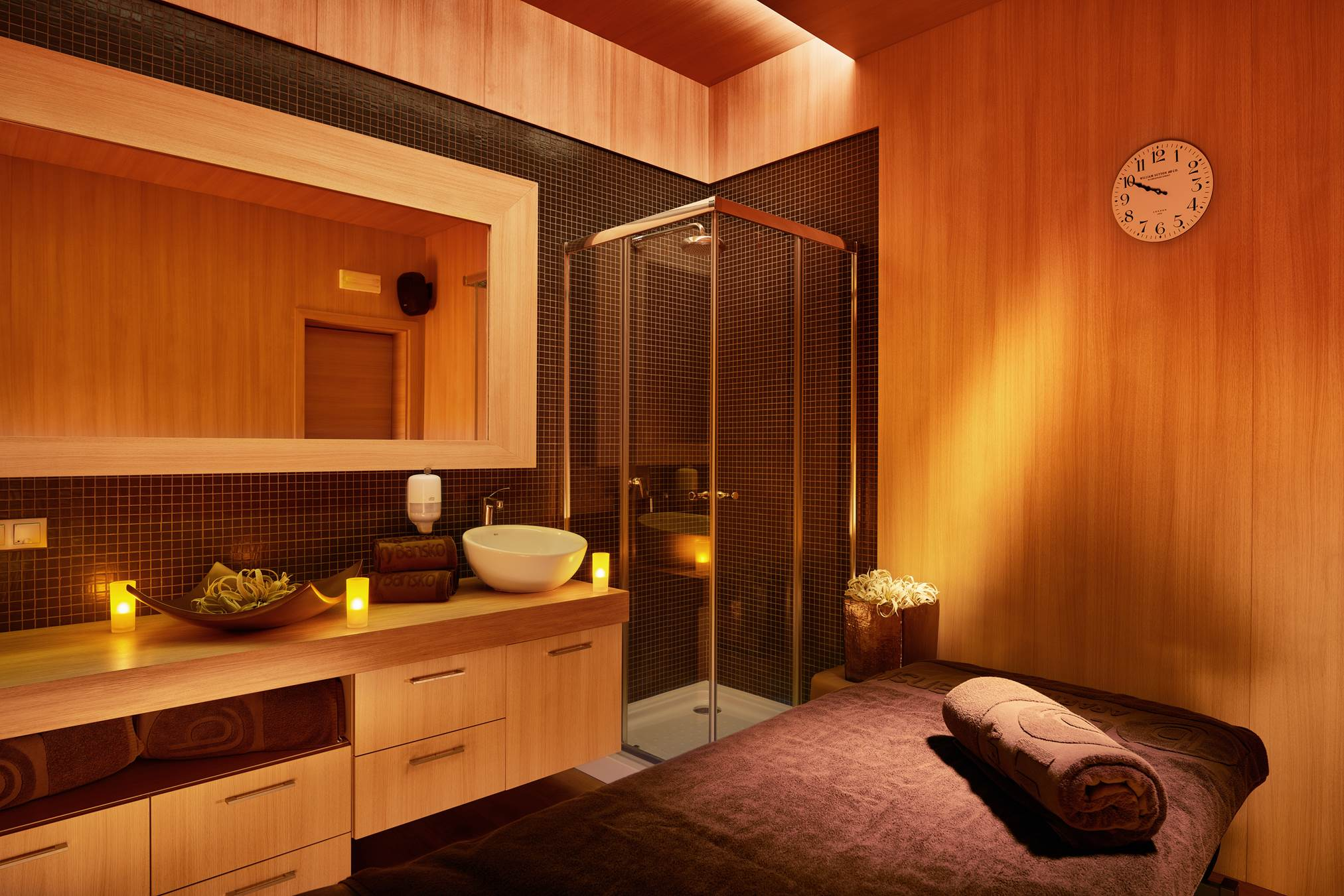 Beautiful spa center | Lucky Bansko