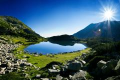Езеро в Пирин