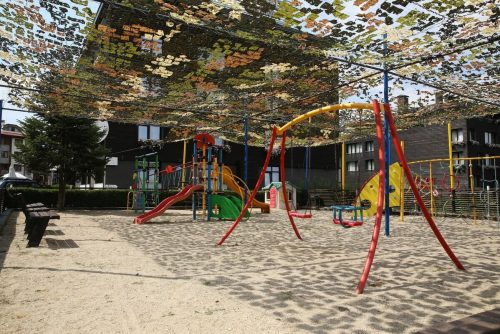 Детска площадка | Lucky Bansko