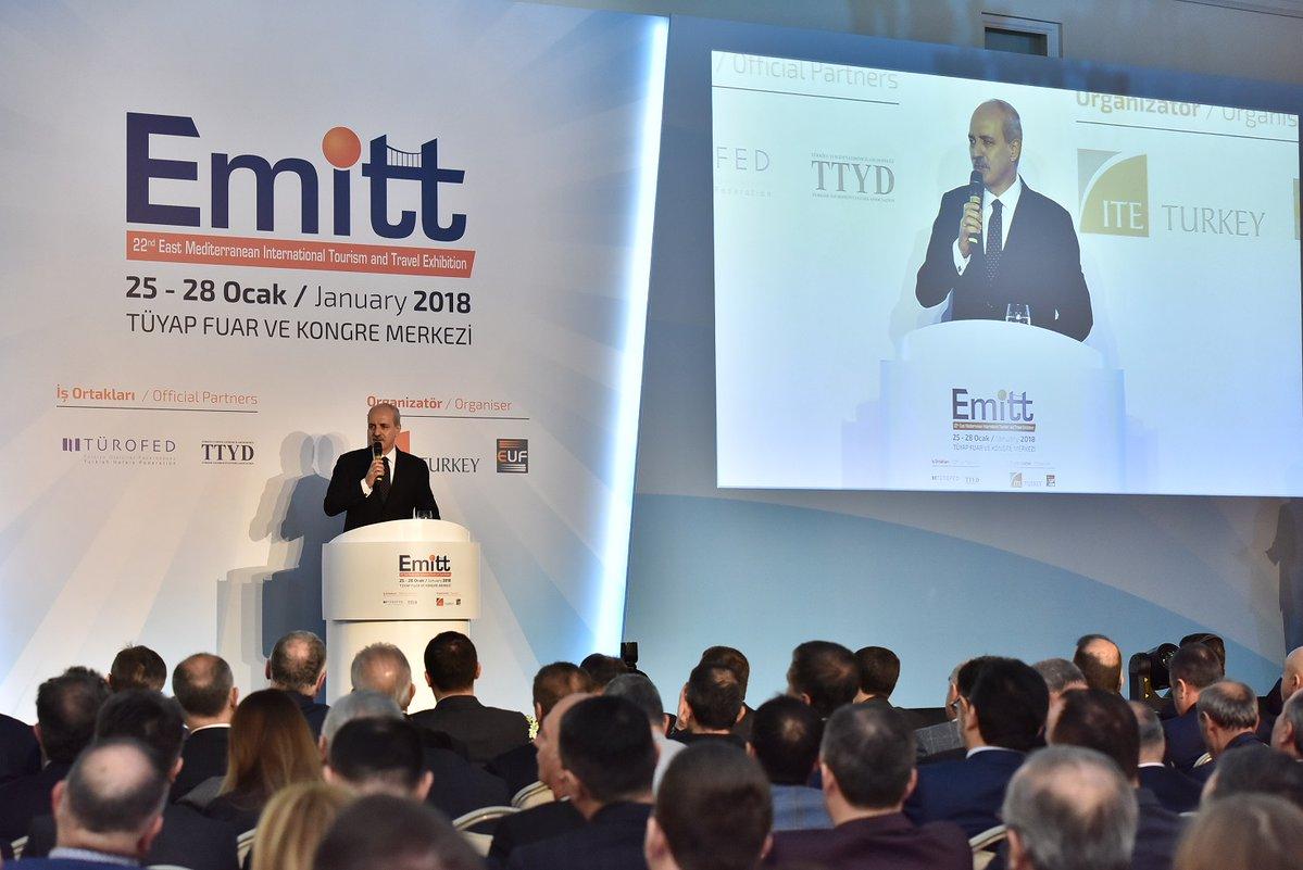 EMITT 2018 in Istanbul | Lucky Bansko