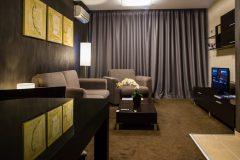 Нови завеси в хотел | Lucky Bansko