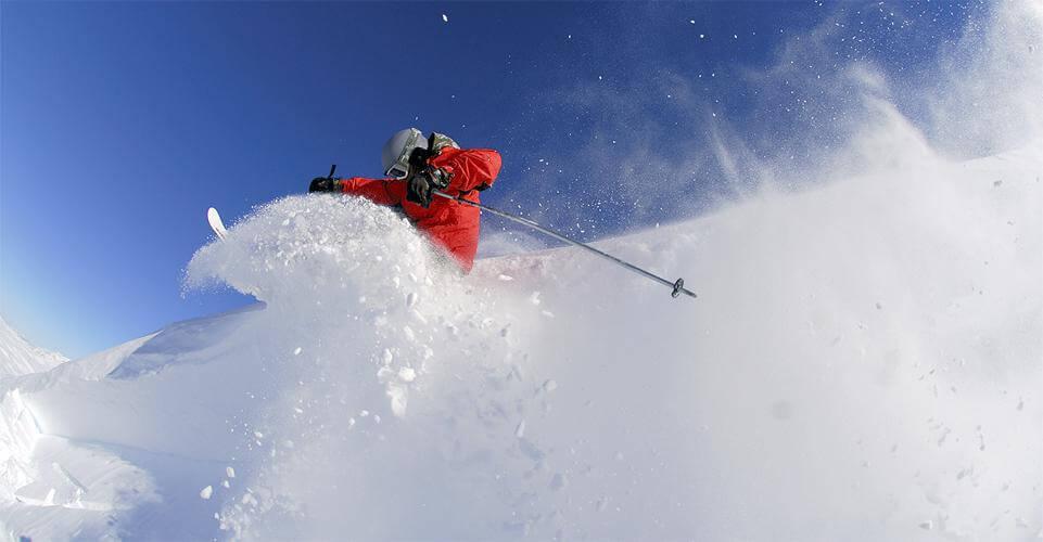 Экстремальные лыжи в Банско | Lucky Bansko