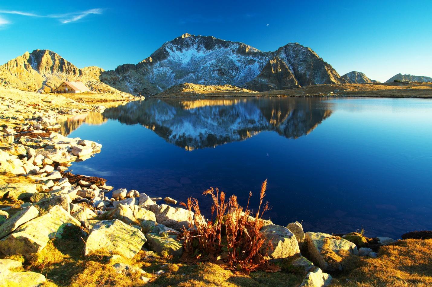 Λίμνες στην κορυφή Vihren | Lucky Bansko