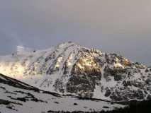 Mount Musala with snow | Lucky Bansko