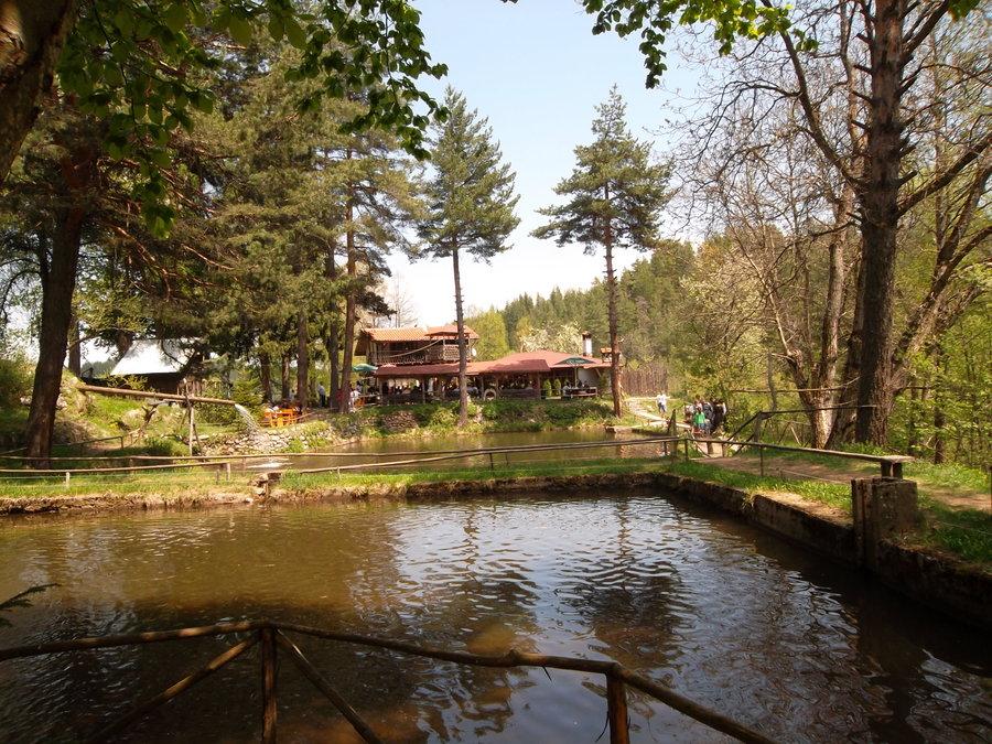 Zona Ribarnika în Bansko | Lucky Bansko