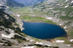 Great Vlahin Lake in Pirin