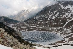 Vlahina Lakes in the Pirin Mountains