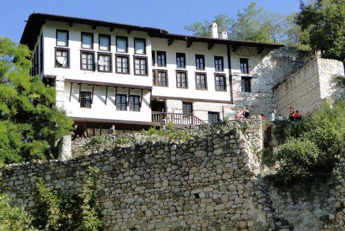 Kordopulova kuća u Melniku | Lucky Bansko