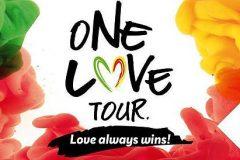 One Love Tour в Банско през 2018