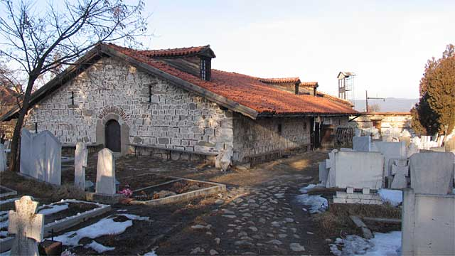 Church of the Virgin Mary in Bansko
