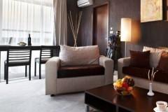 Apart-hotel Lucky Bansko SPA & Relax | Dnevna soba apartmana Executive
