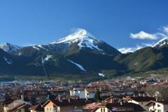 Planinski pejzaž iz Banskog | Lucky Bansko SPA & Relax
