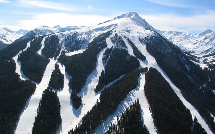 Ski staze na Banskom | Lucky Bansko