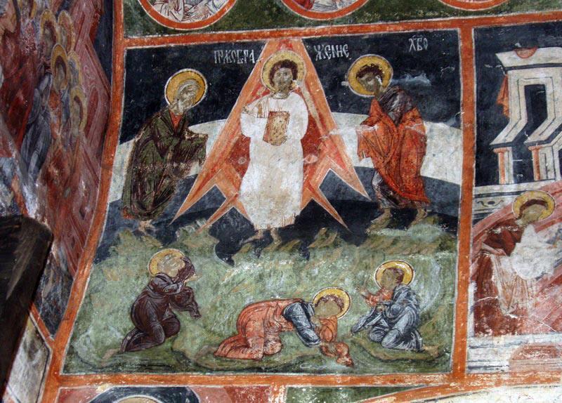Freske u crkvi u Dobarskom | Lucky Bansko SPA & Relax
