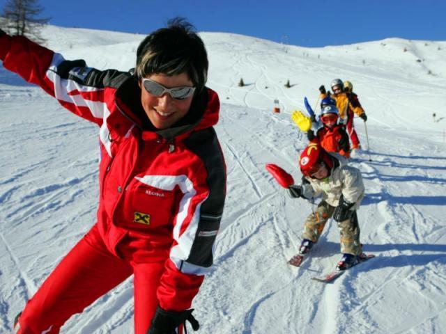 Ski selfi na stazi   Lucky Bansko SPA & Relax
