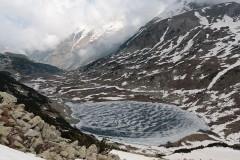 Vlachina jezera na planinama Pirin