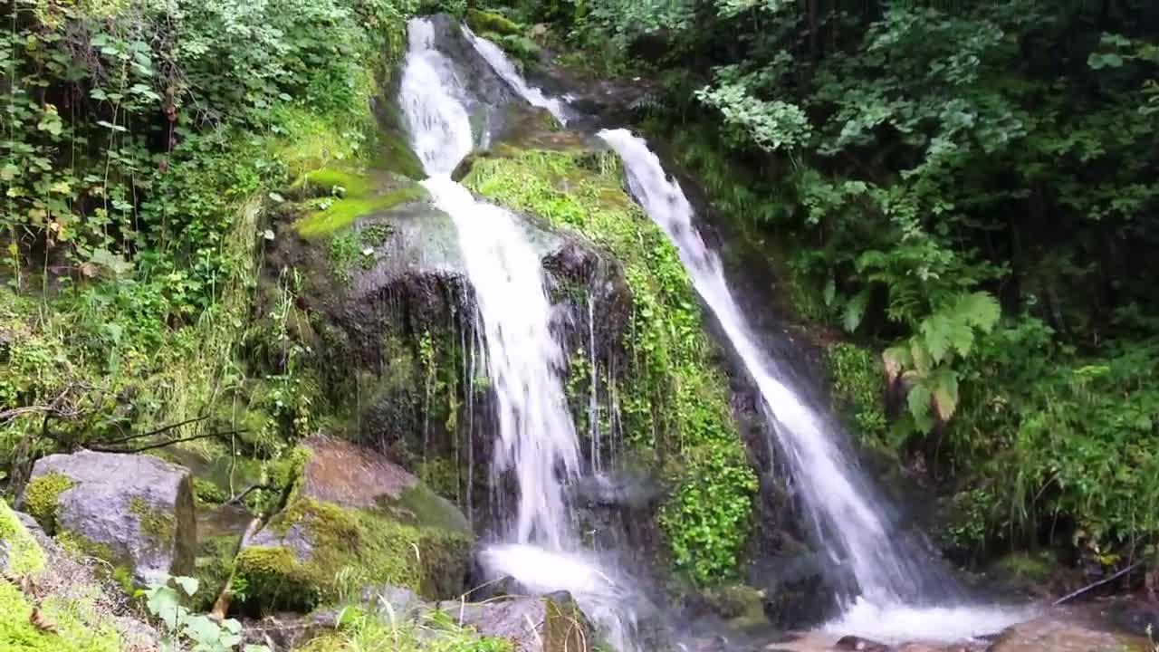 Vodopad St. Nicholas Lucki Bansko