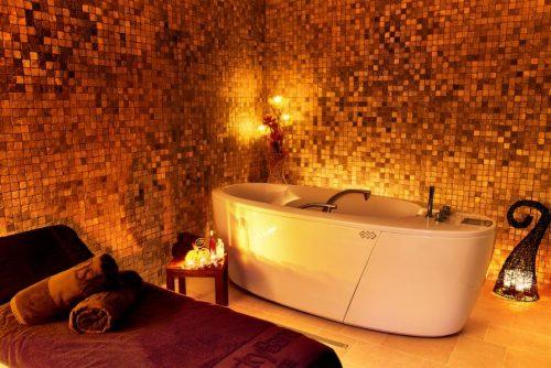 Комбинирана вана в СПА център | Lucky Bansko