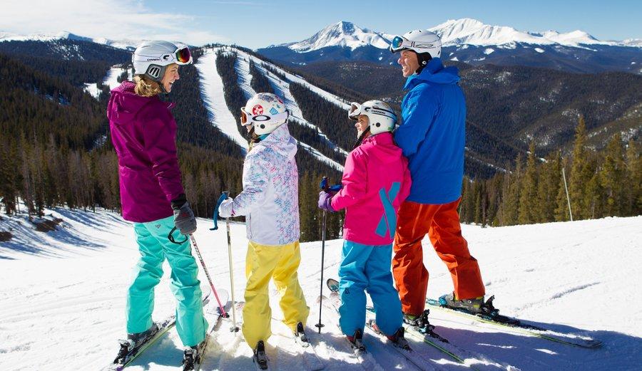 Διαφημιστικό πακέτο σκι