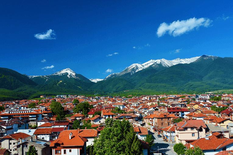 Prekrasan pogled na planine | Lucky Bansko