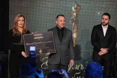 Боби Малинов награждаване | Lucky Bansko SPA & Relax