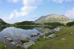 Муратово езеро - Разположено е в подножието на вр.Муратов