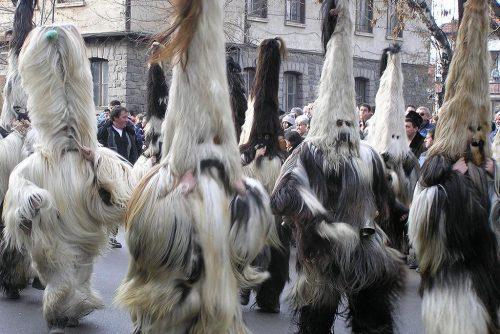 Кукерски карнавал в Банско | Lucky Bansko SPA & Relax