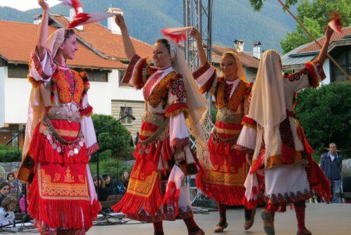 Фолклорен фестивал в Банско | Lucky Bansko