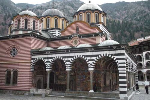 Рилския манастир | Lucky Bansko