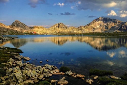 Тевно езеро | Lucky Bansko