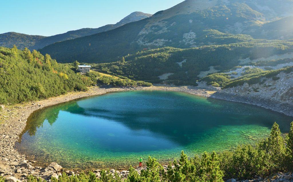 Синанишко езеро | Lucky Bansko